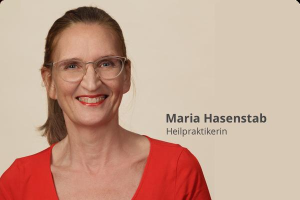 Maria Hasenstab, Heilpraktikerin